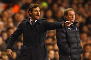 Villas-Boas sets Tottenham 70-point target