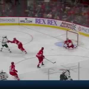 Anton Khudobin Save on Chris Stewart (02:59/3rd)