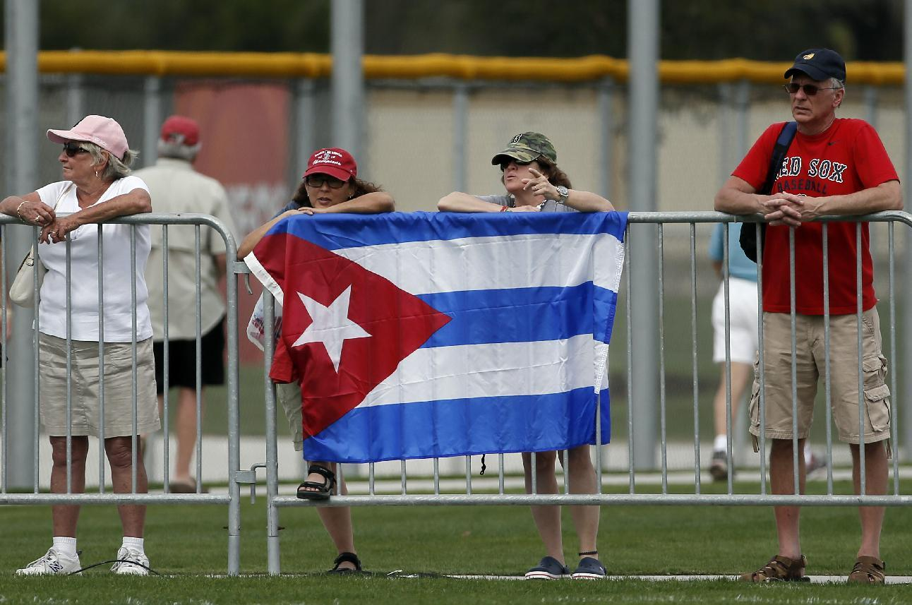 Players' union head: future spring games in Cuba possible
