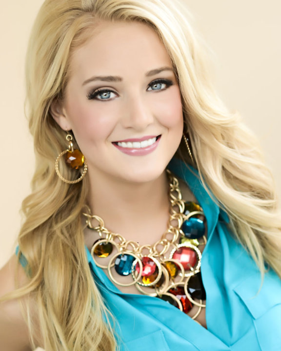 Miss Idaho - Whitney Wood
