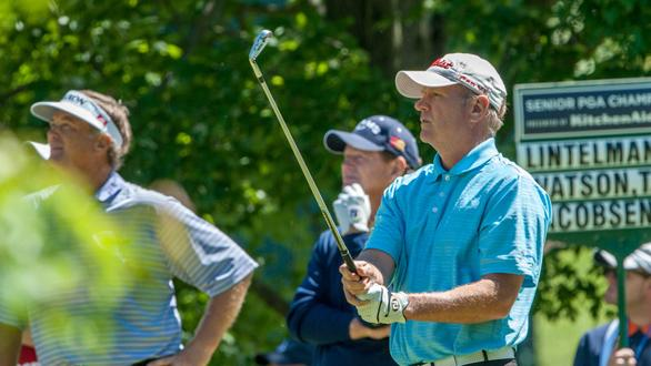 Lintelman goes from long shot to limelight