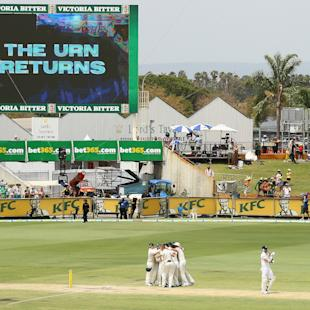 Inspired Australia regain Ashes