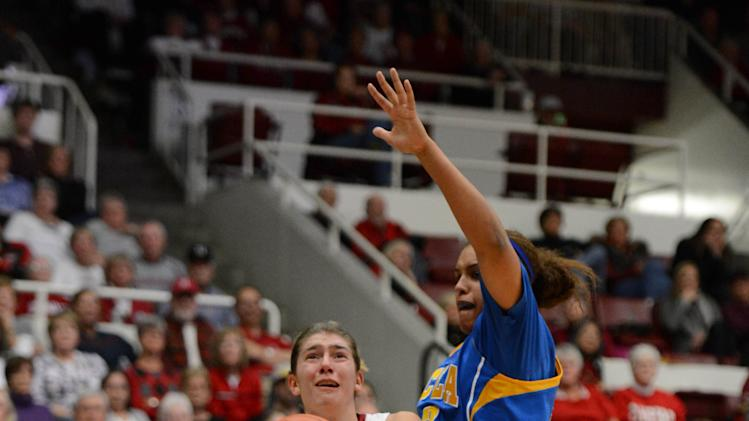 NCAA Womens Basketball: UCLA at Stanford