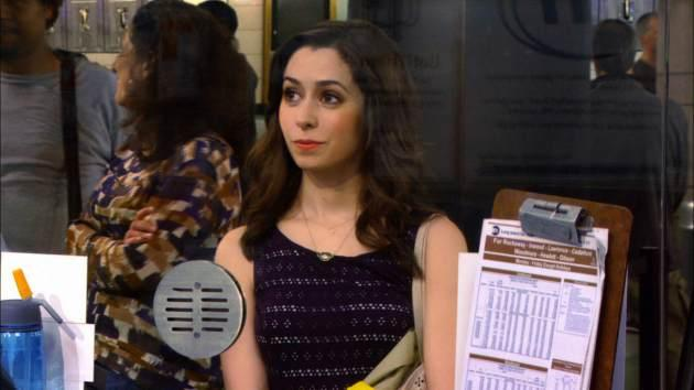Cristin Milioti makes her debut as 'The Mother' on 'How I Met Your Mother' -- CBS
