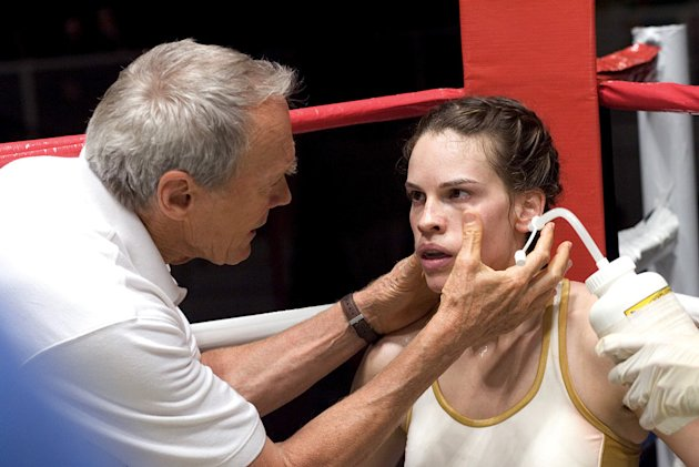 5 Most Powerful Boxing Films 2010 Million Dollar Baby
