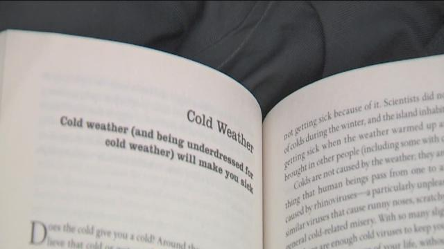 Cold weather myths: Debunked