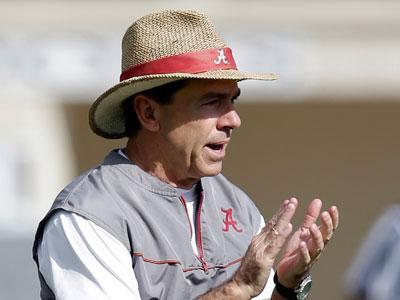 Raw: Alabama and Notre Dame Prepare for BCS