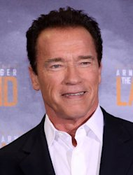 Arnold Schwarzenegger and Sylvester Stallone had matching leg injuries on film set
