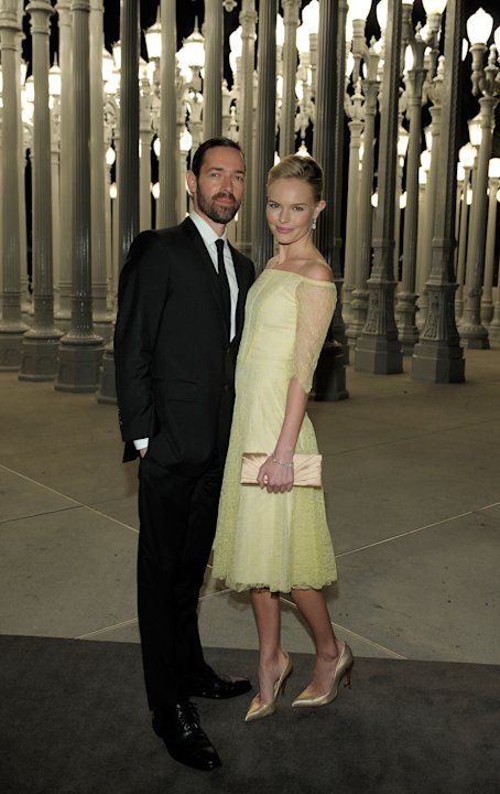 FILE: Kate Bosworth And Michael Polish Reportedly Engaged