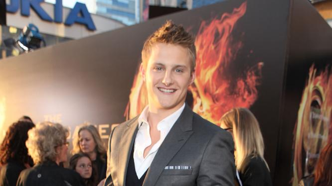 "The World Premiere Of Lionsgate's ""The Hunger Games"""