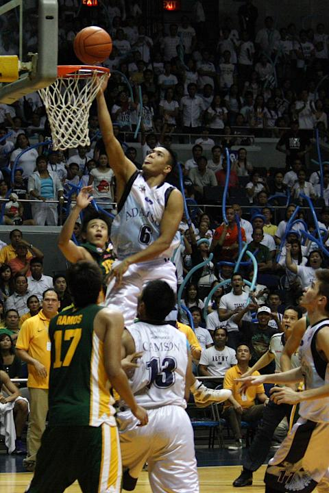 Final Four: FEU vs. Adamson