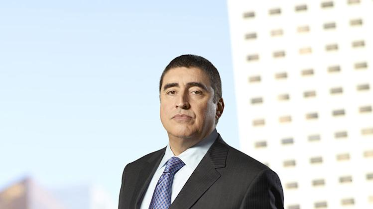 LAW & ORDER: LOS ANGELES -- Season:1 -- Pictured: Alfred Molina as DDA Ricardo Morales -- Photo by: Mitchell Haaseth/NBC Law and Order: LA
