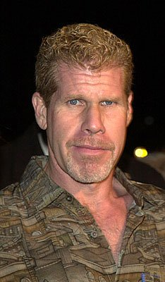 Premiere: Ron Perlman at the Beverly Hills premiere of Miramax Zoe's Amelie - 10/9/2001
