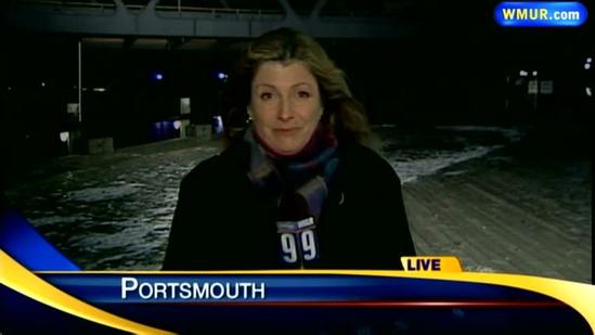 New Hampshire deals with frigid weather