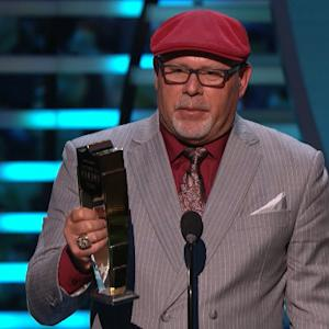 NFL Honors: Arizona Cardinals head coach Bruce Arians wins Coach of the Year award