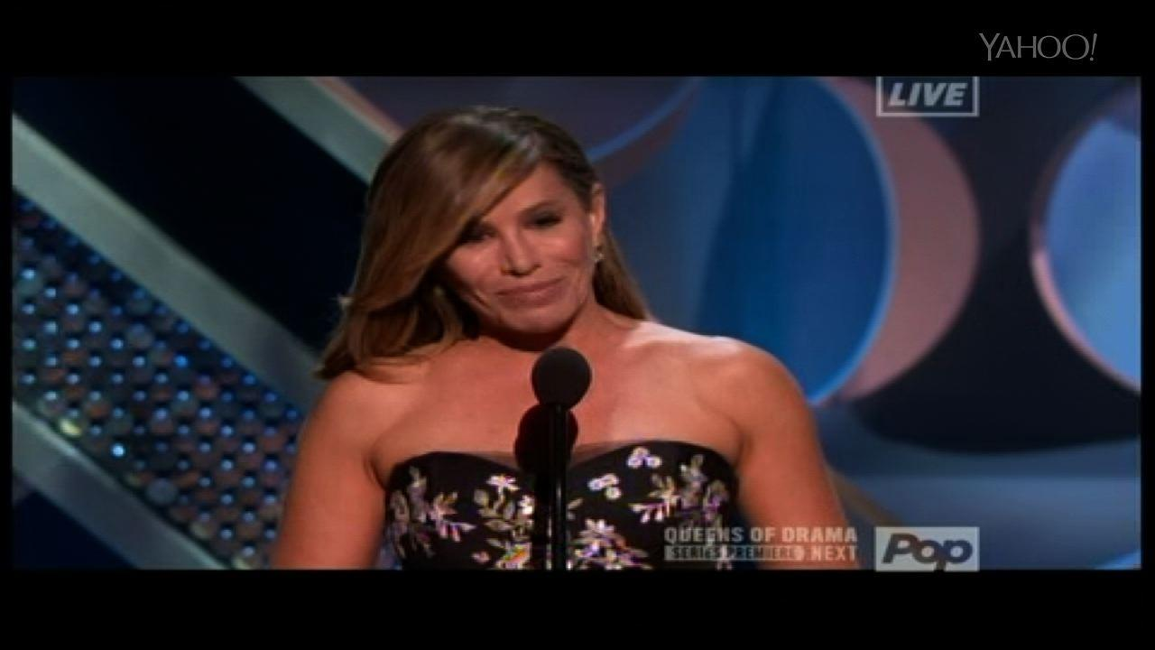 Melissa Rivers Honors Her Late Mother Joan Rivers at The 'Daytime Emmy Awards'