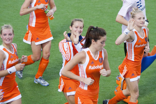 Germany v Netherlands - Female Field Hockey World Cup