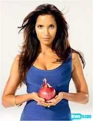 Padma Lakshmi from Top Chef