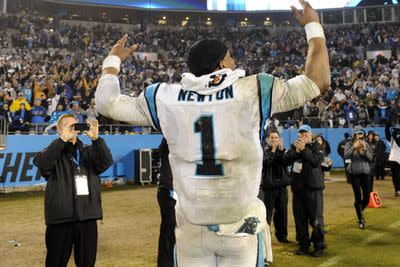 Cam Newton's $100 million deal: Structure, rank, and implications, explained