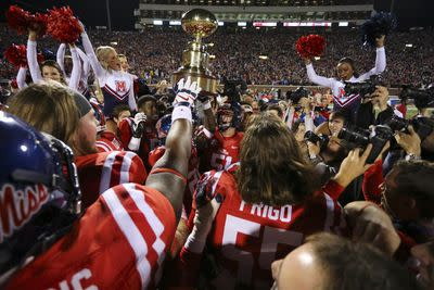 Egg Bowl 2015, Ole Miss vs. Mississippi State 2015: Time, TV schedule, live stream and 3 things to know