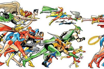 DC Comics' 1982 style guide is a perfect reminder of what's great about superheroes