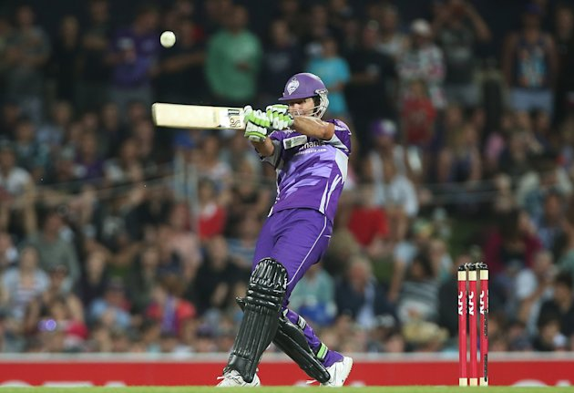 Big Bash League - Hurricanes v Strikers