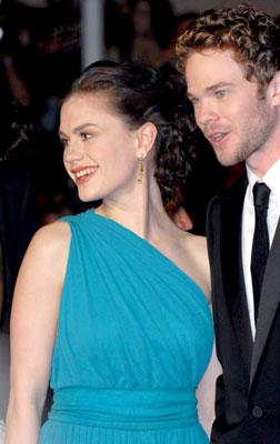 Anna Paquin and Shawn Ashmore at the 2006 Cannes Film Festival premiere of 20th Century Fox's X-Men: The Last Stand