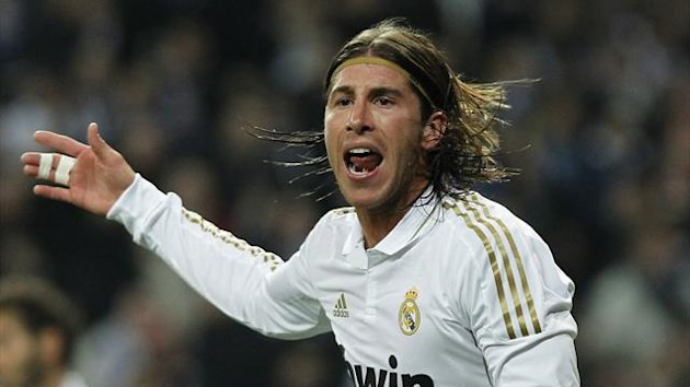Sergio Ramos - Real Madrid 2012