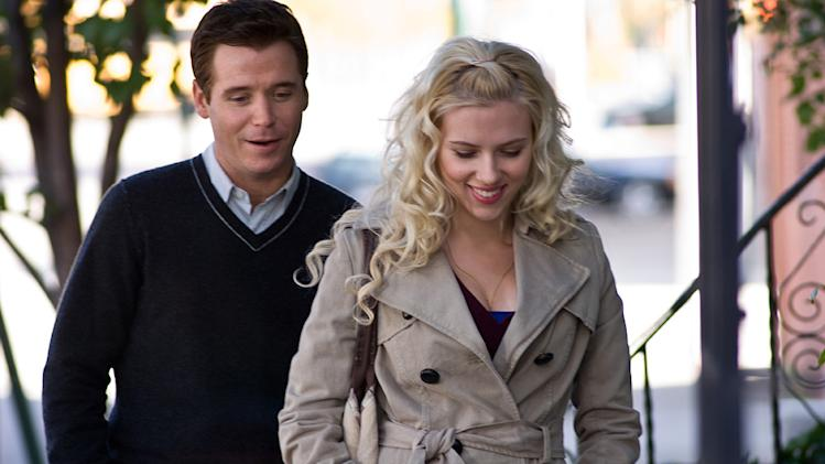 Kevin Connelly Scarlett Johansson He's Just Not That Into You Production Stills 2009 New Line Cinema
