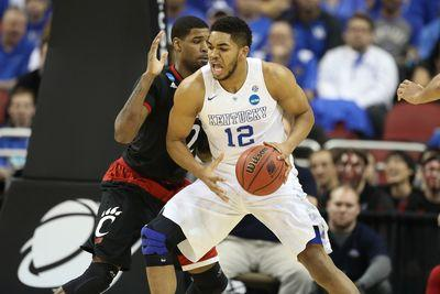 2015 NBA mock draft: Timberwolves should pair Andrew Wiggins with Karl-Anthony Towns