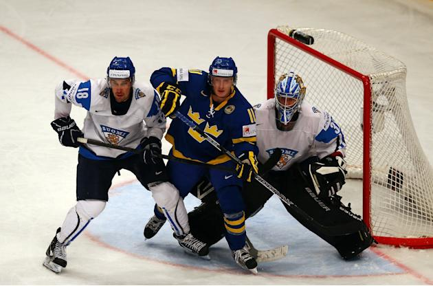 Finland v Sweden - 2013 IIHF Ice Hockey World Championship Semifinals