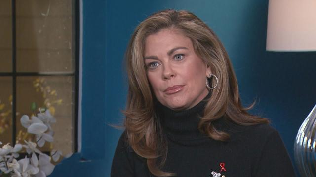 EXCLUSIVE: Kathy Ireland Says Elizabeth Taylor Ran a Safe House to Get Drugs to HIV Patients