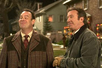 Dan Aykroyd and Tim Allen in Revolution Studios' Christmas with the Kranks