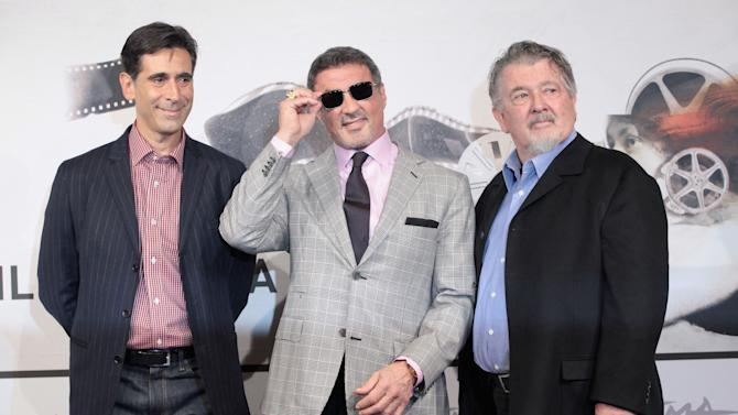 'Bullet To The Head' Photocall - The 7th Rome Film Festival