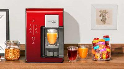 Pricey Keurig-Like Device Makes Hot, Cold, and Carbonated Drinks