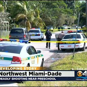 Woman Fatally Shot Near Daycare In NW Miami Dade