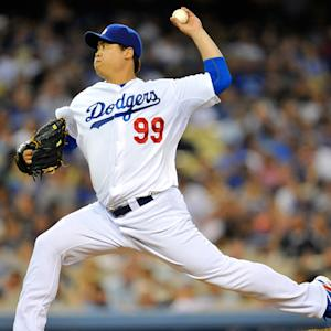 Hyun-Jin Ryu gone for the season