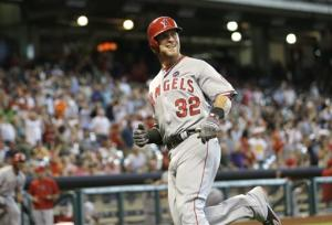 Angels win 6th straight, 3-1 over Astros
