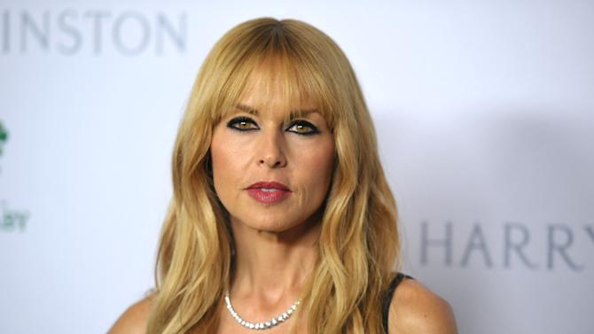 FILE - this Nov. 3, 2012 file photo shows stylist-designer Rachel Zoe at the first annual Baby2Baby Gala in Los Angeles. Zoe, who designed a line of gift wrapping paper, is among the tastemakers that partnered with the site for the One Kings Lane Holiday Charity Series.   (Photo by John Shearer/Invision/AP, file)