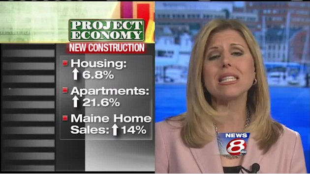 Maine builders see housing market turnaround