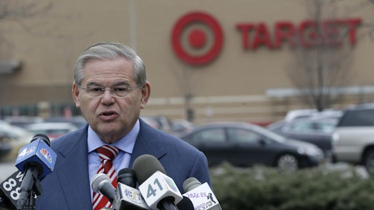 Senator calls for accountability in Target breach
