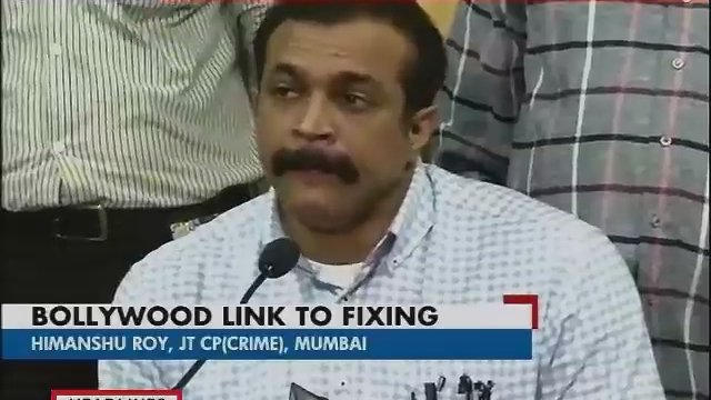 D-company's link under probe: Himanshu Roy