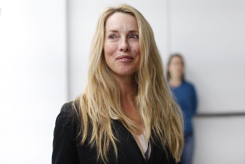 Laurene Powell Jobs reportedly told Bale and DiCaprio not to play Steve Jobs