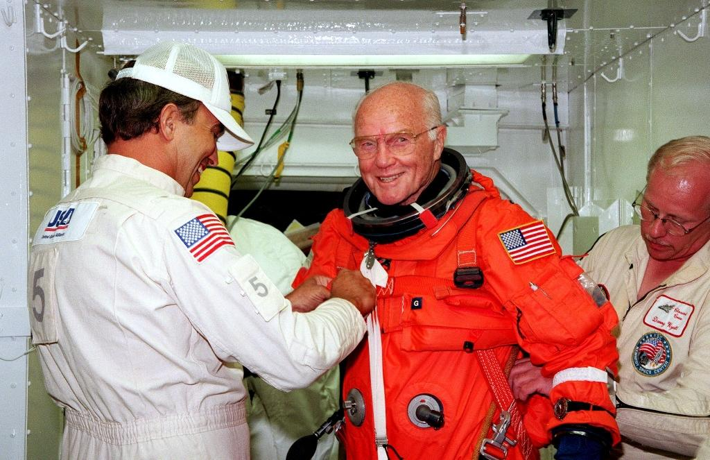 Early US astronauts faced uncertainty, danger and death