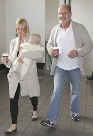 Kayte, Faith and Kelsey Grammer | Photo Credits: SWAP/Splash News
