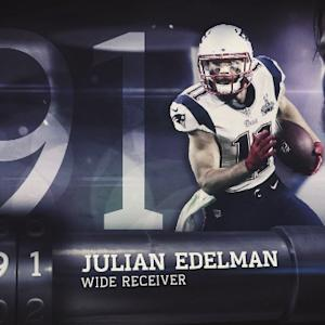 'Top 100 Players of 2015': No. 91 Julian Edelman