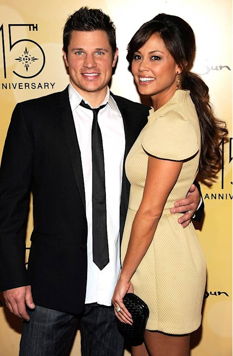 Lachey Mohegan Sun Anniversary