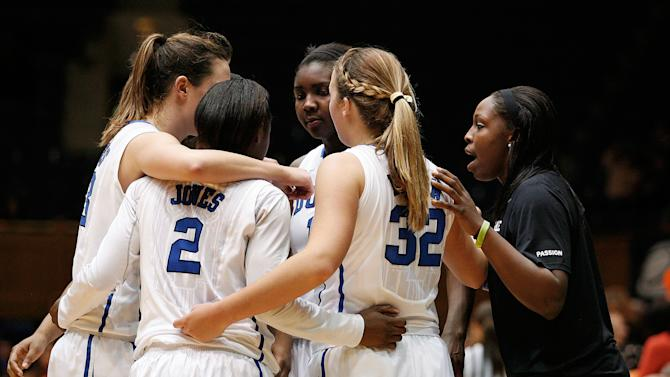 NCAA Womens Basketball: NCAA Tournament-Oklahoma State vs Duke