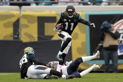 Fantasy football start/sit advice, Week 16: Marqise Lee