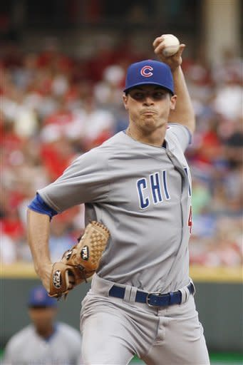 Reds' rally stalls in 9-7 loss to Cubs